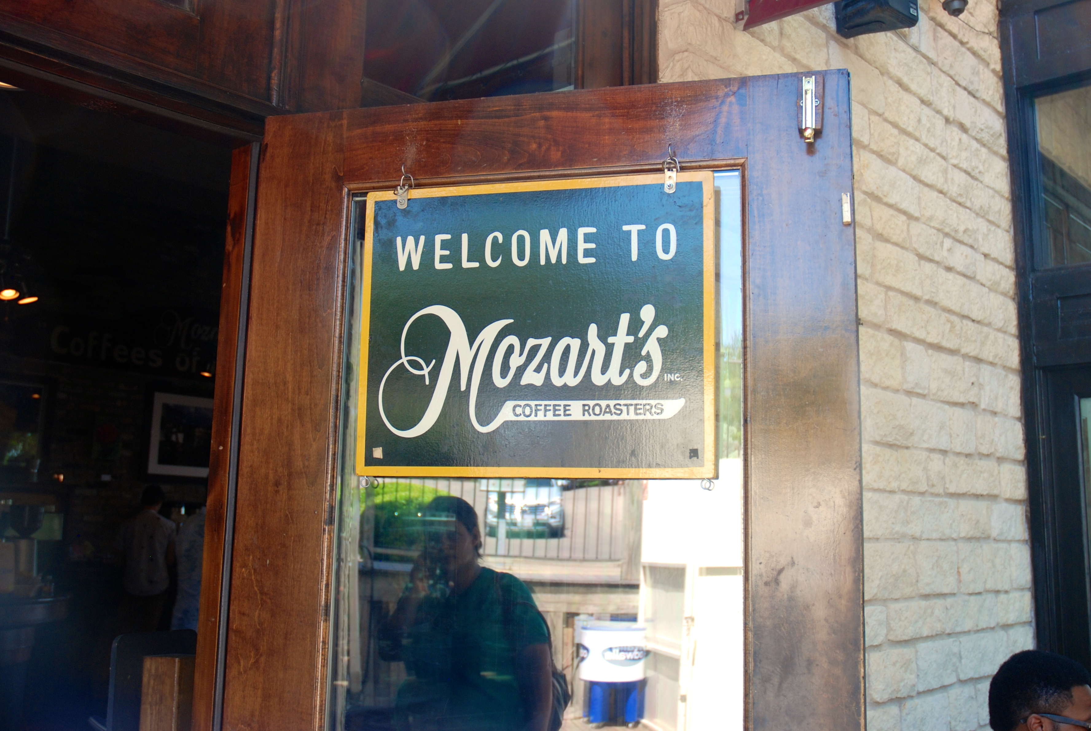 Visits at Mozart's