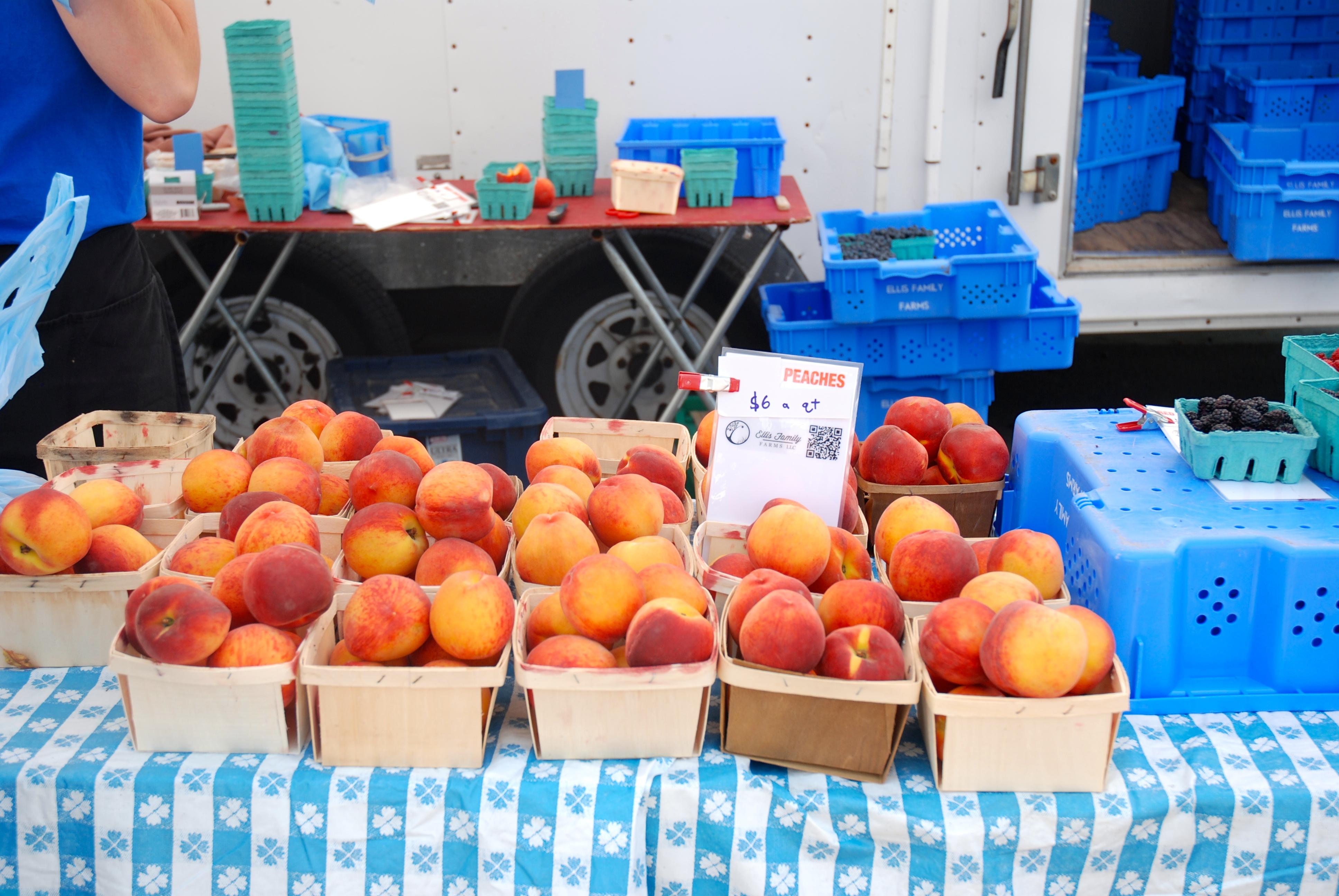 Division Street Farmer's Market
