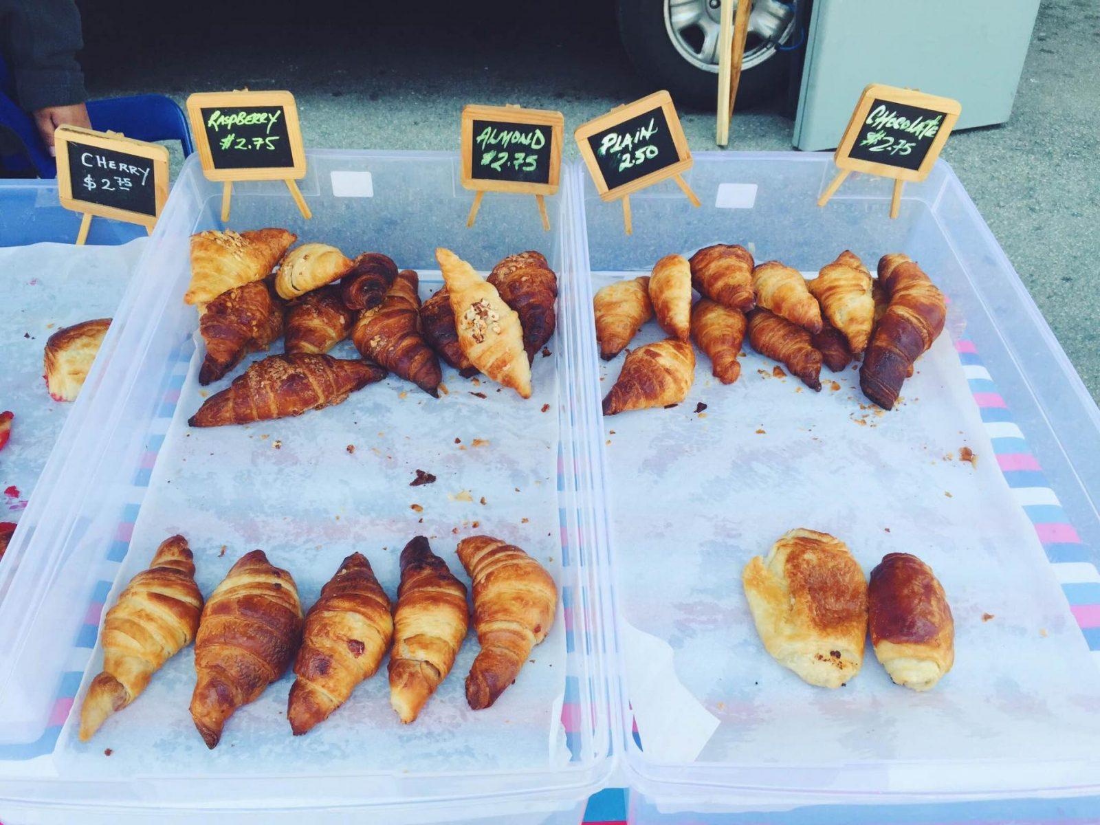 Farmer's Markets and Saturday Mornings