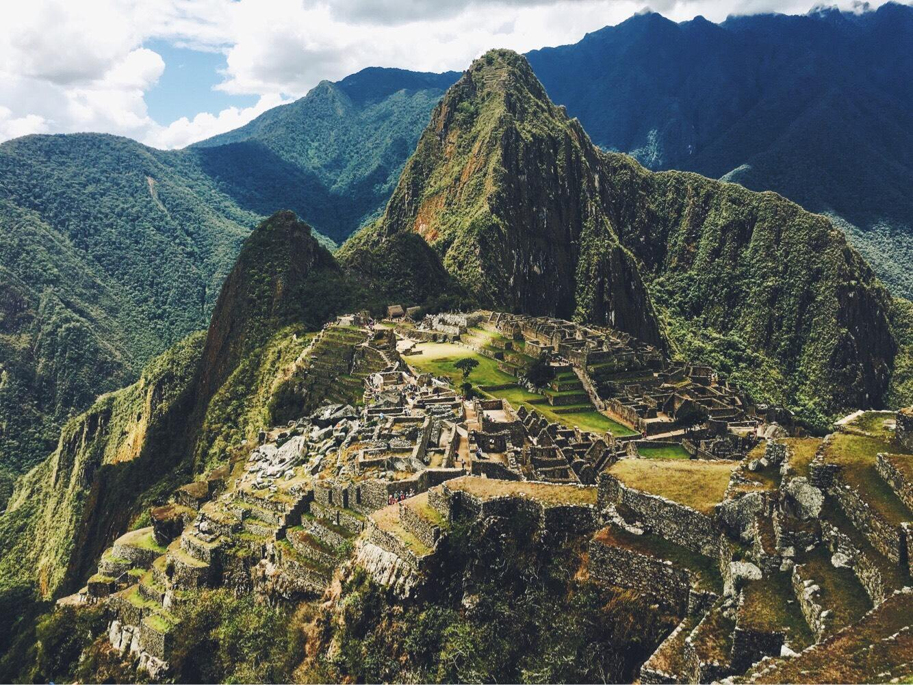 Machu Picchu, Can't Wait to See You