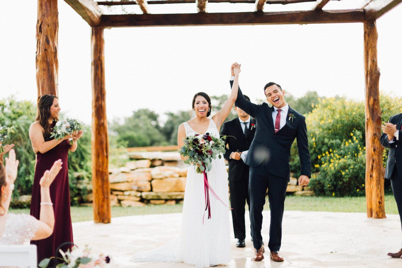 D & E Wedding Part II: The Ceremony
