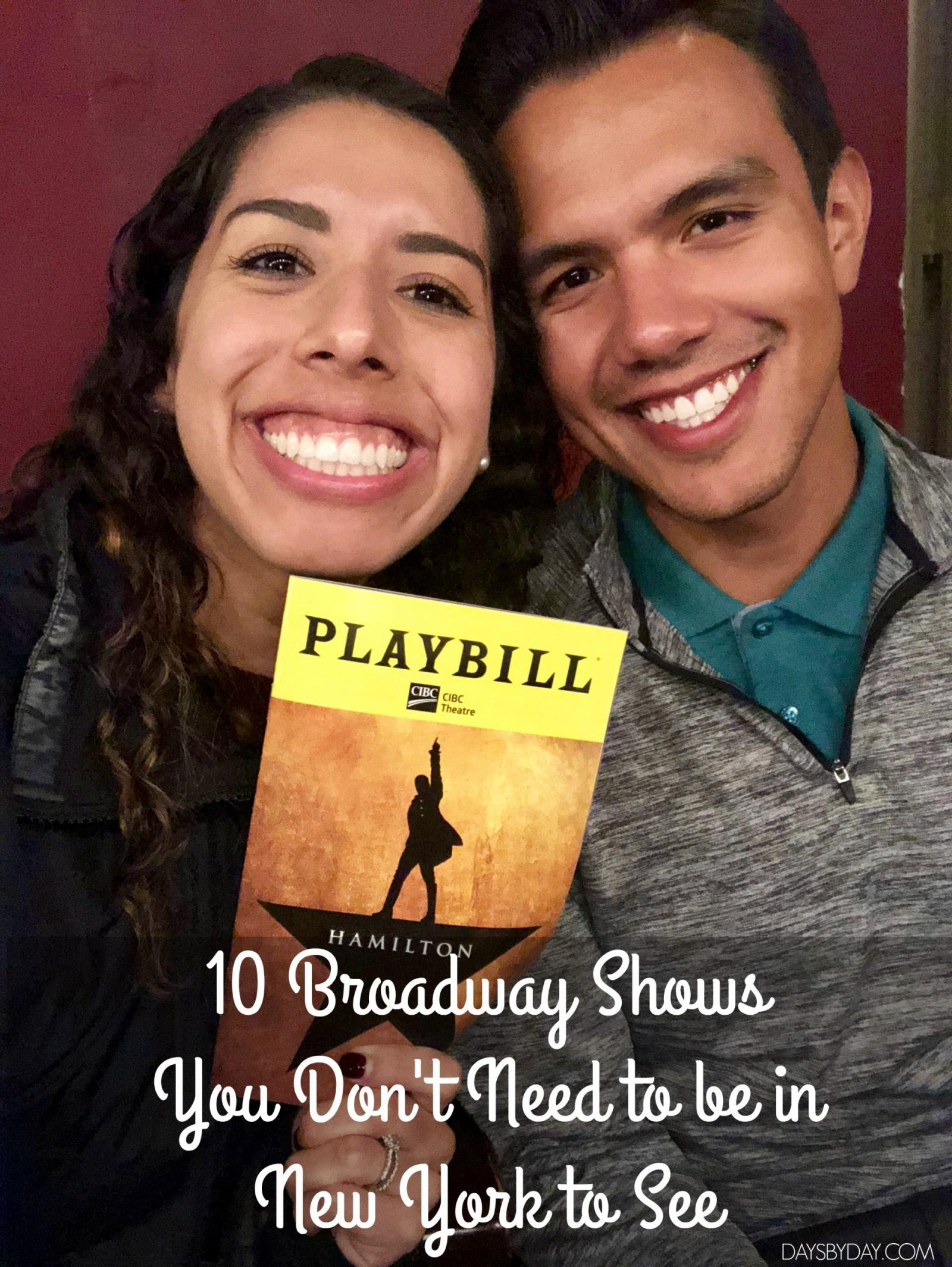 10 Broadway Shows You Don't Need to be in New York To See