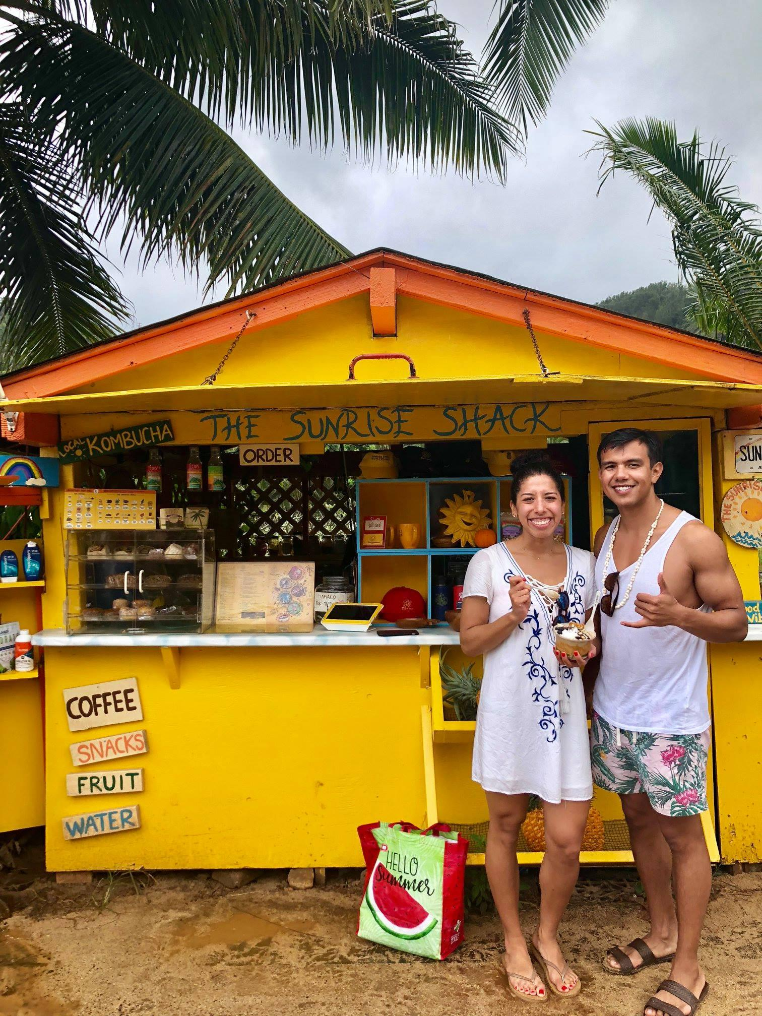 Oahu's North Shore Food Truck Tour