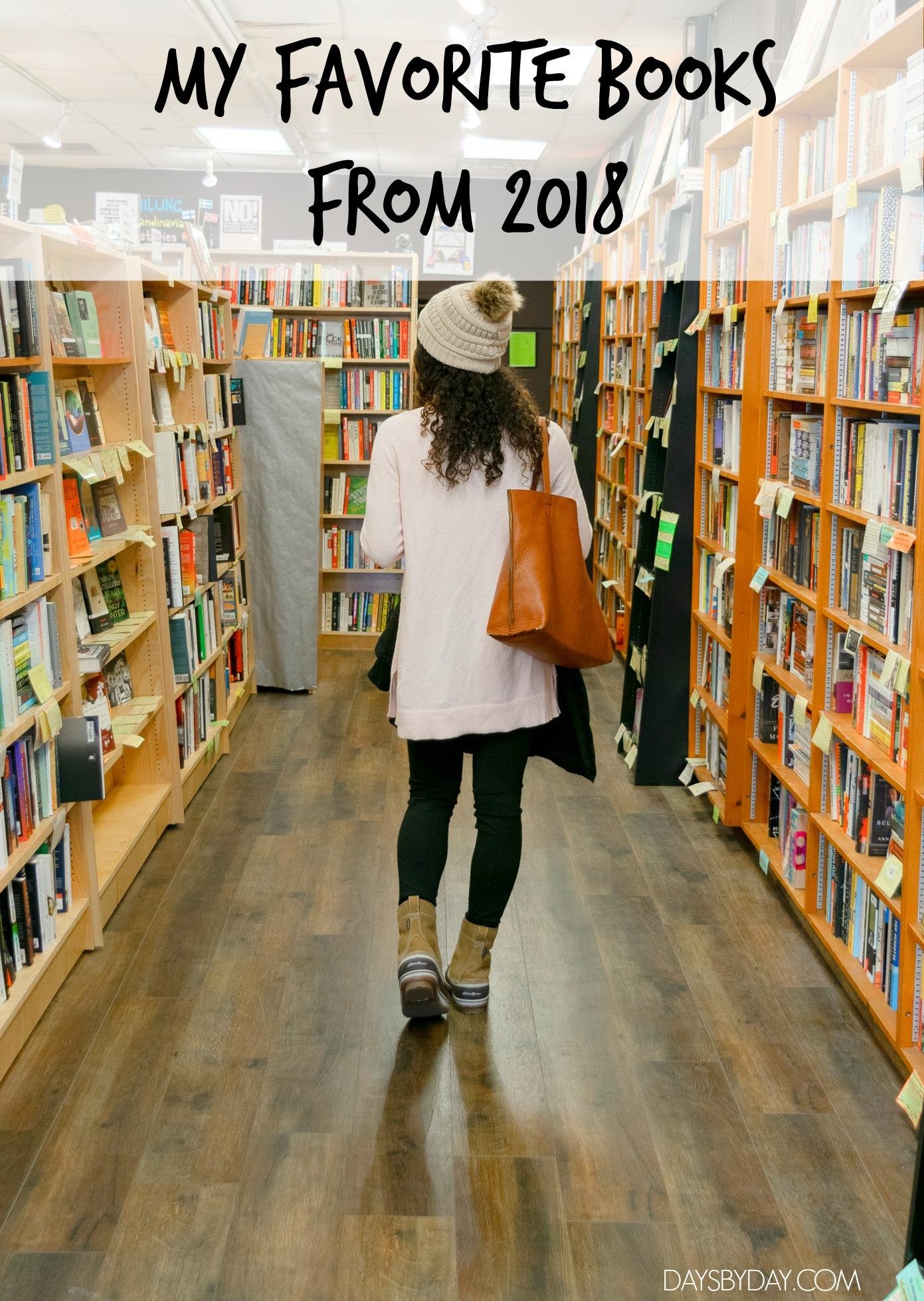 My Favorite Books from 2018