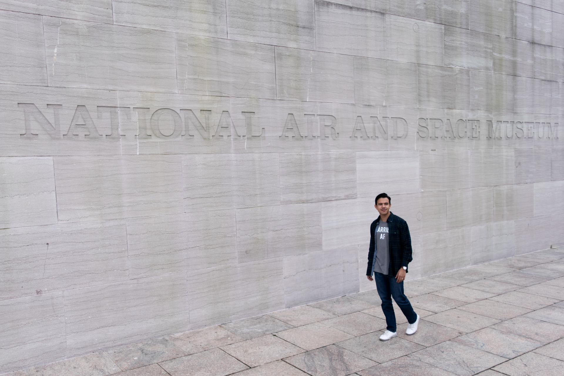 three days in Washington D.C.
