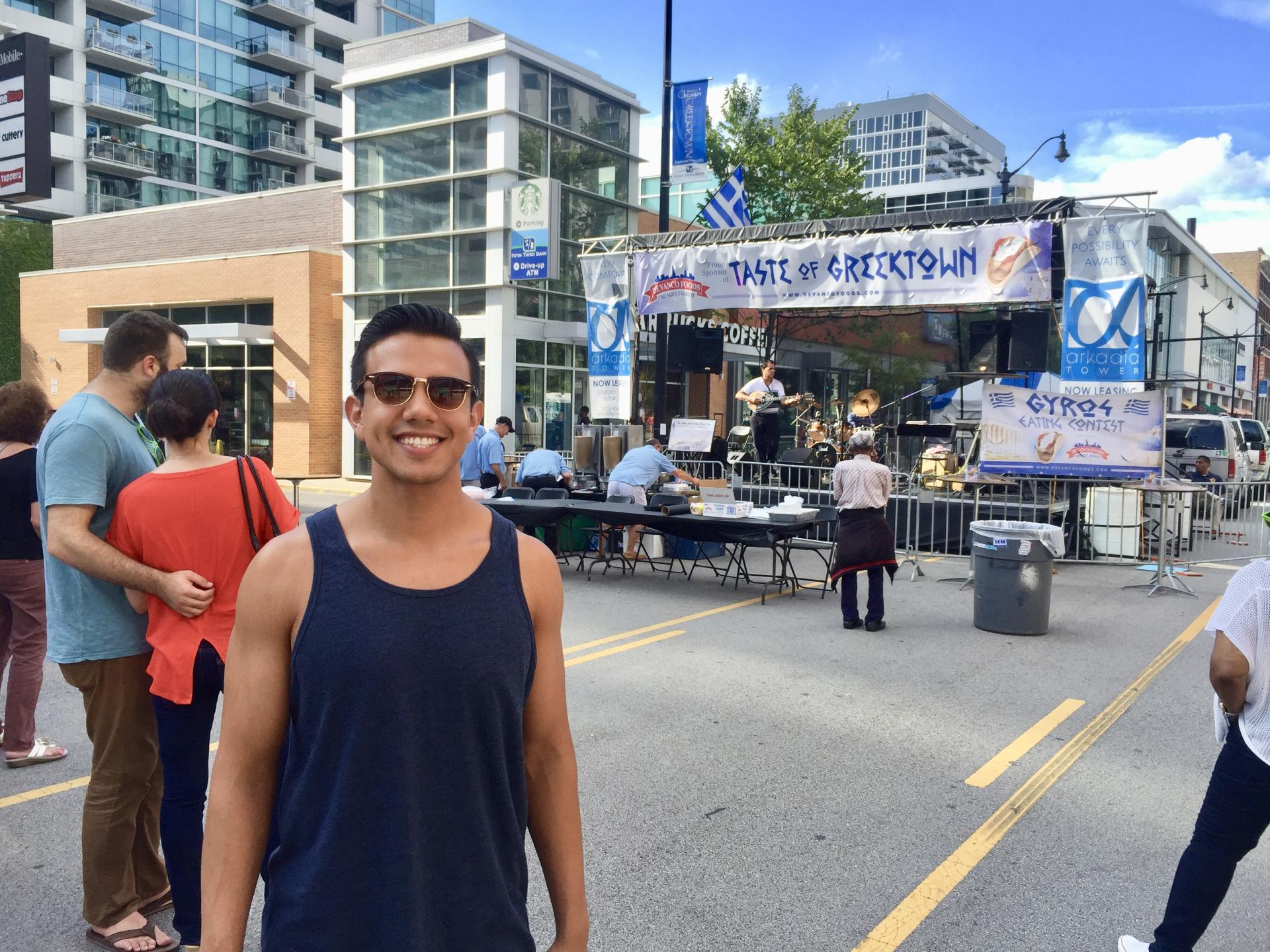 chicago street festivals