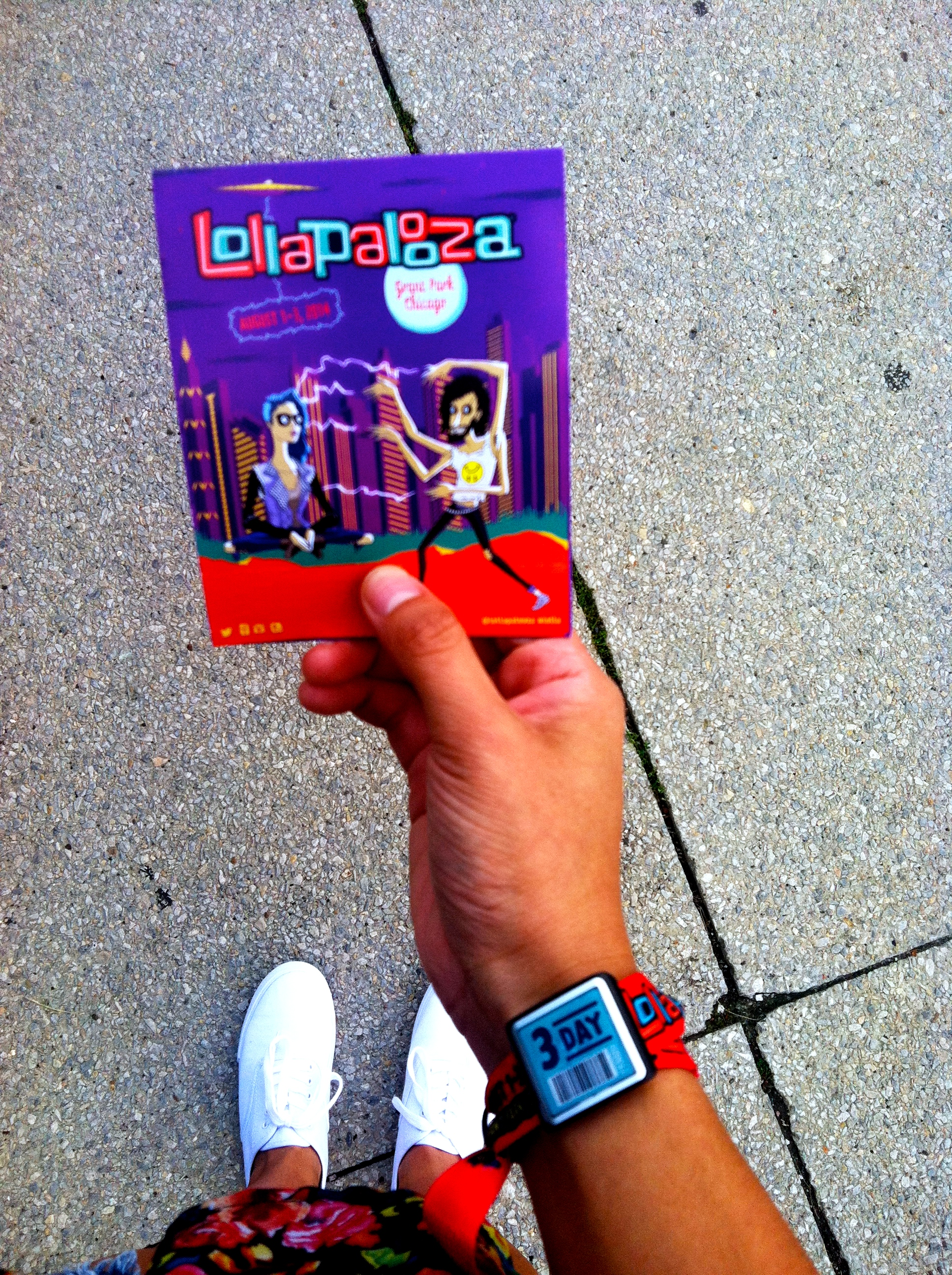 The Lollapalooza Life