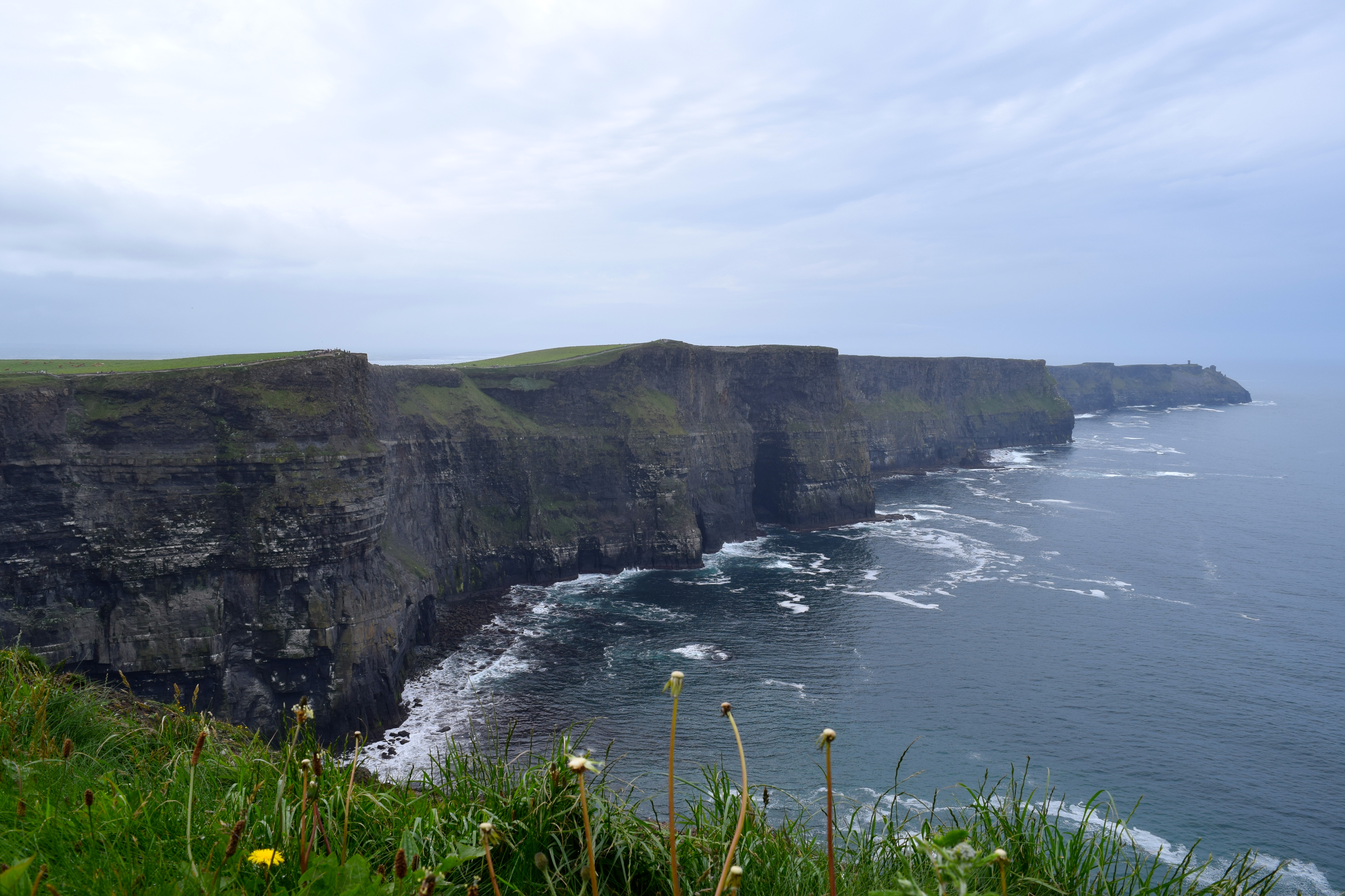 Cliffs of Moher - County Claire, Ireland.