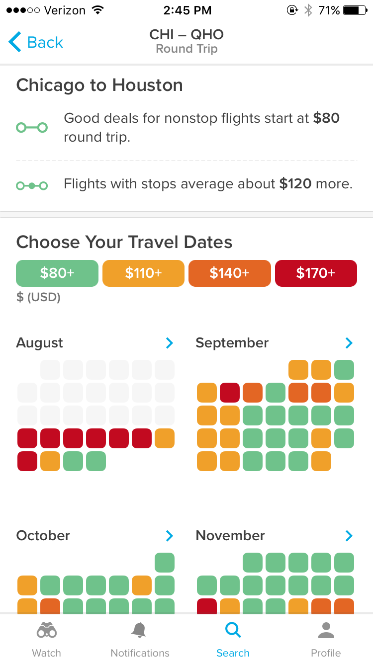 favorite travel apps