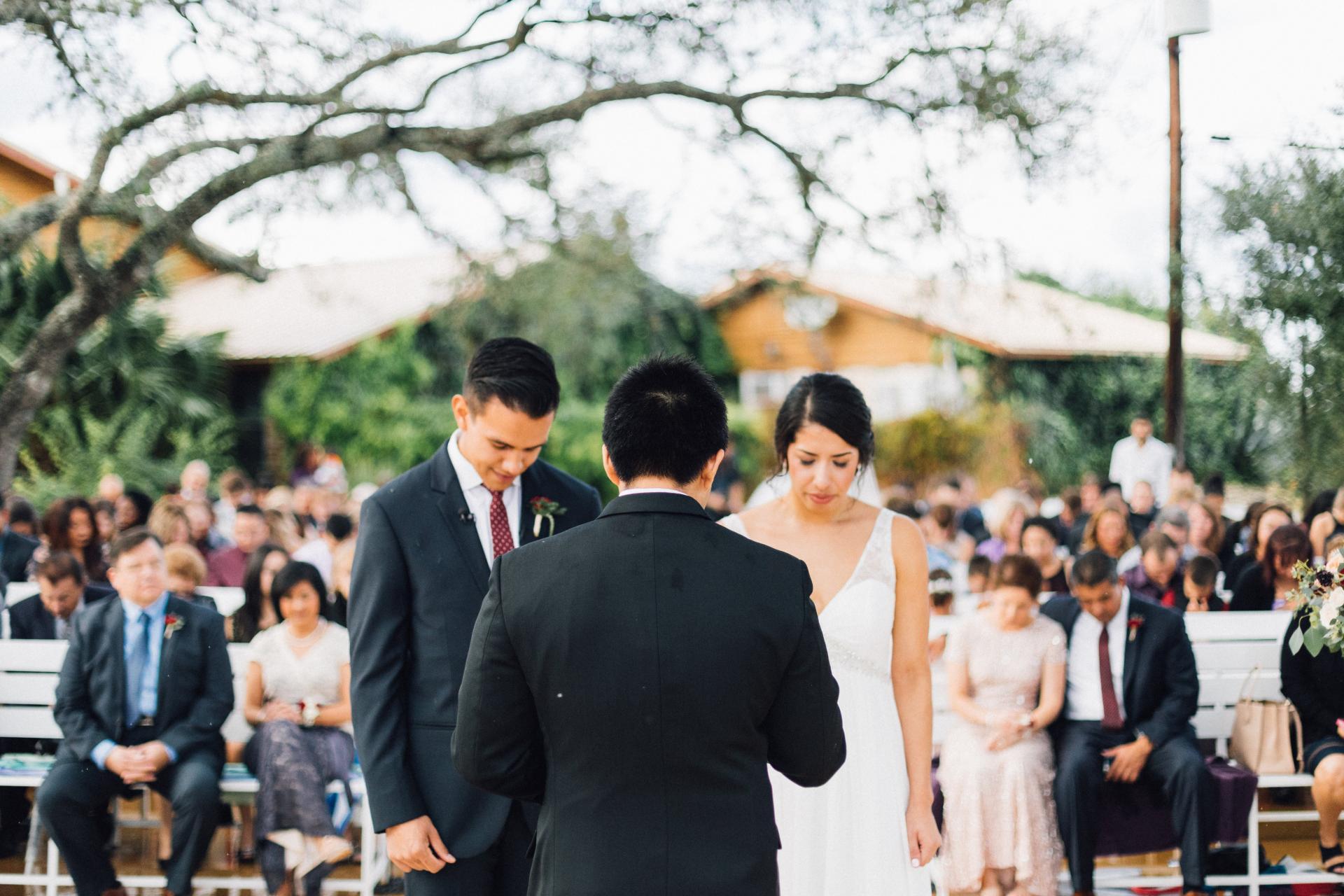 wedding part II