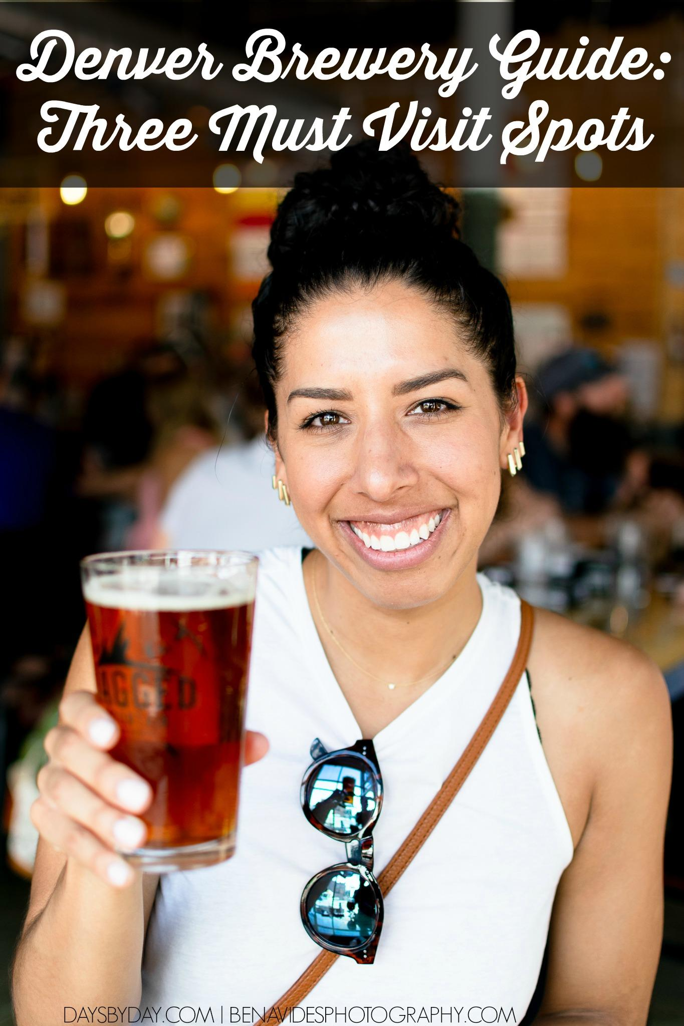 Denver Brewery Guide: Feat. Benavides Photography