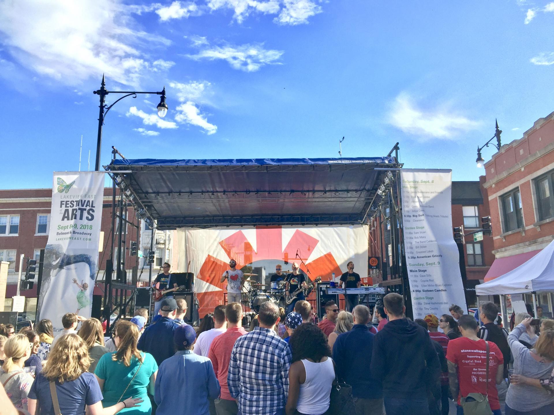 chicago street festivals