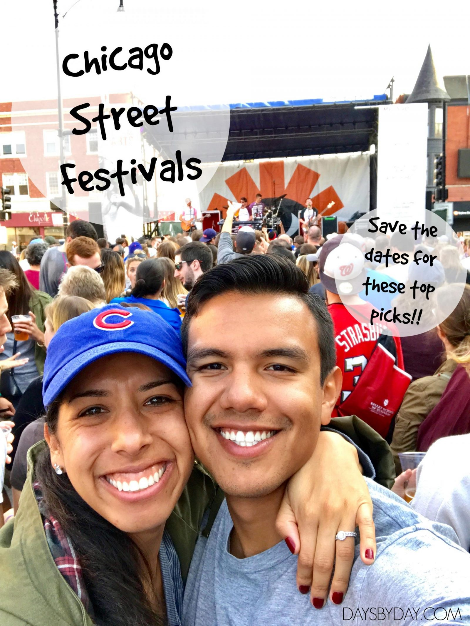 Chicago Street Festivals: Save the Date!